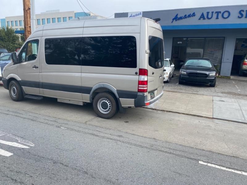 Mercedes-Benz Sprinter Passenger Vans 2015 price $52,500