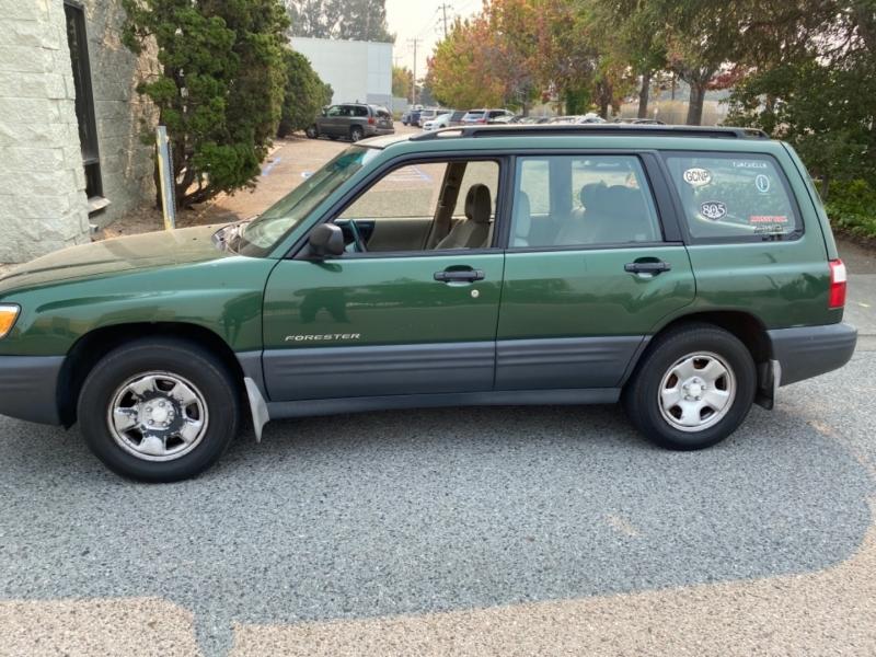 Subaru Forester 2002 price $3,950
