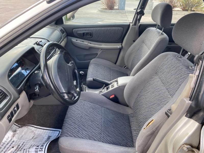 Subaru Impreza Wagon 2000 price $4,750