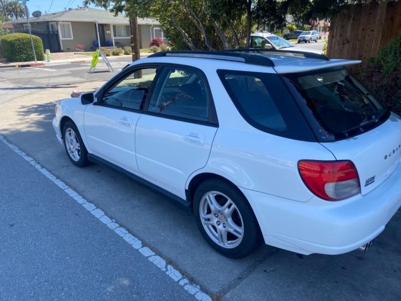 Subaru Impreza Wagon 2002 price $7,950