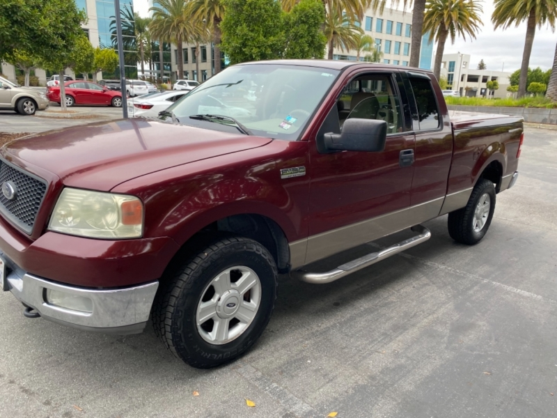 Ford F-150 2004 price $9,950