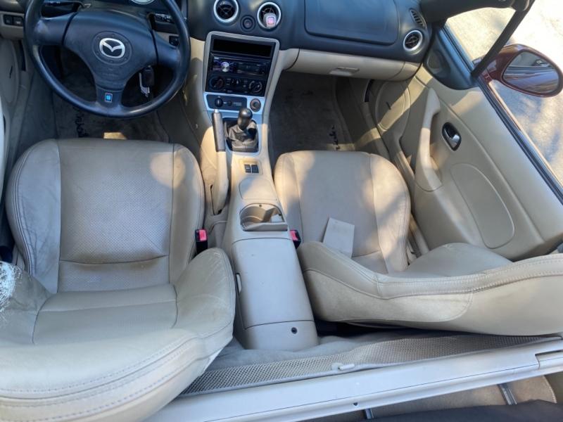 Mazda MX-5 Miata 2003 price $11,950