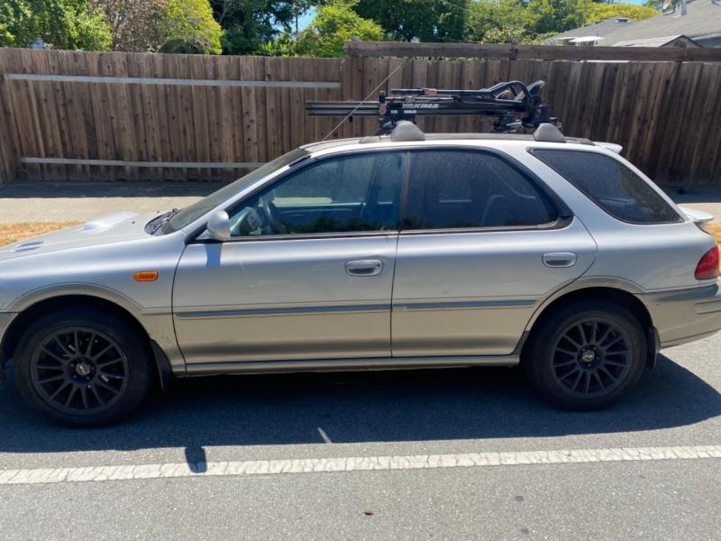 Subaru Impreza Wagon 2001 price $4,950