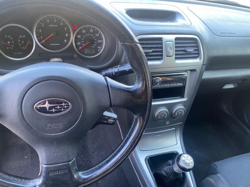 Subaru Impreza Sedan (Natl) 2005 price $9,950