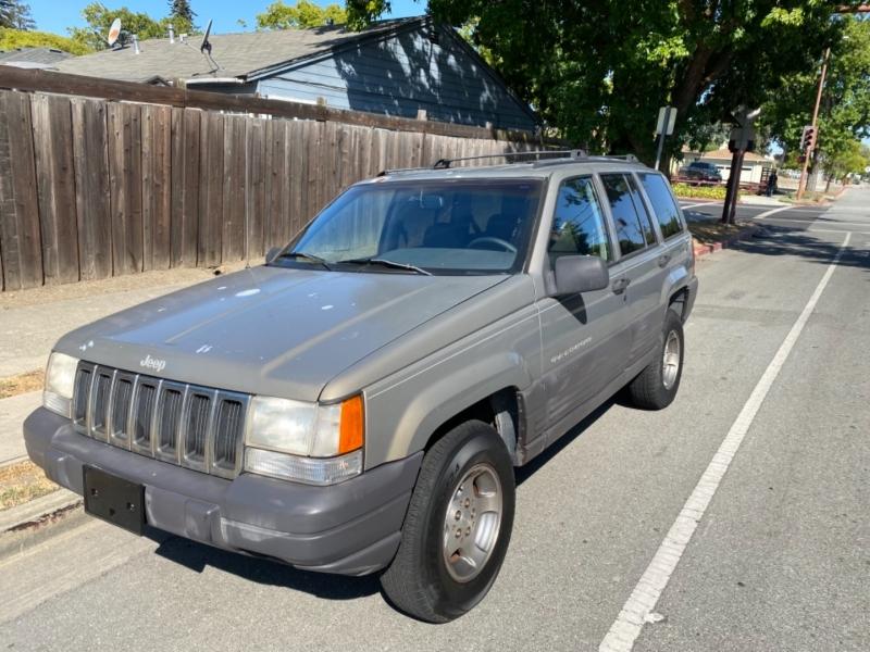 Jeep Grand Cherokee 1996 price $5,450