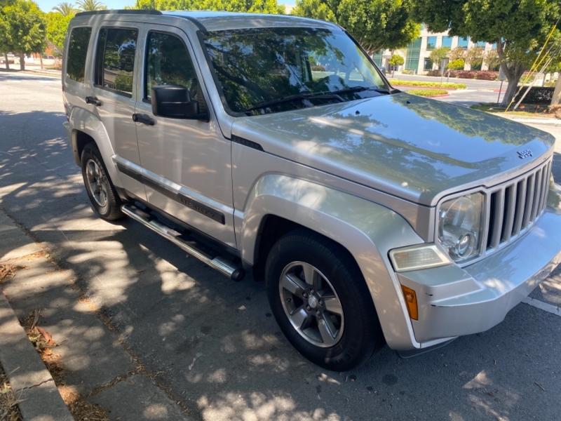 Jeep Liberty 2008 price $6,999