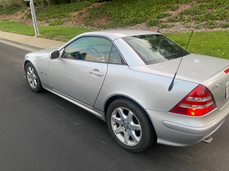 Mercedes-Benz SLK-Class 2001 price $6,950