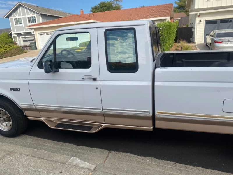 Ford F-150 1996 price $9,950