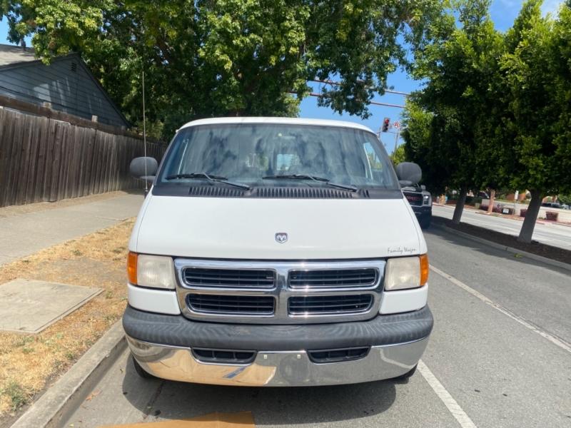 Dodge Ram Van 1999 price $8,950