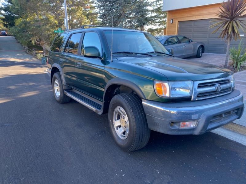 Toyota 4Runner 2000 price $6,850