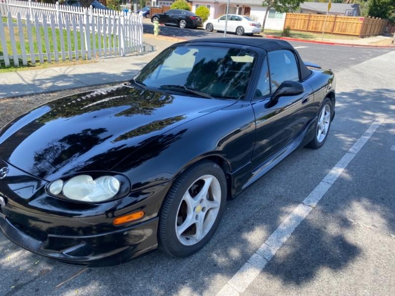 Mazda MX-5 Miata 2003 price $9,450