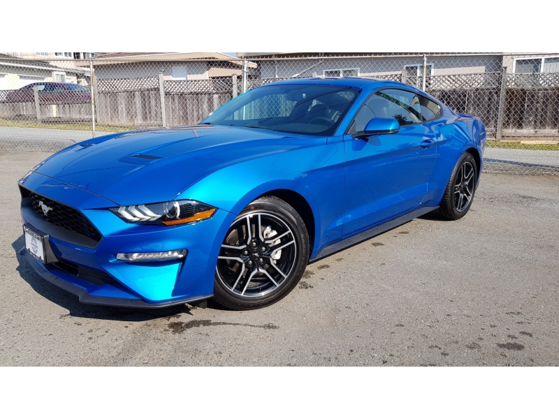 Ford Mustang 2020 price $39,995