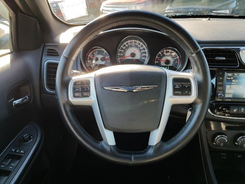 Chrysler 200-Series 2013 price $12,900