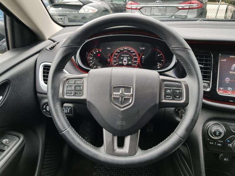 Dodge Dart 2015 price $11,500