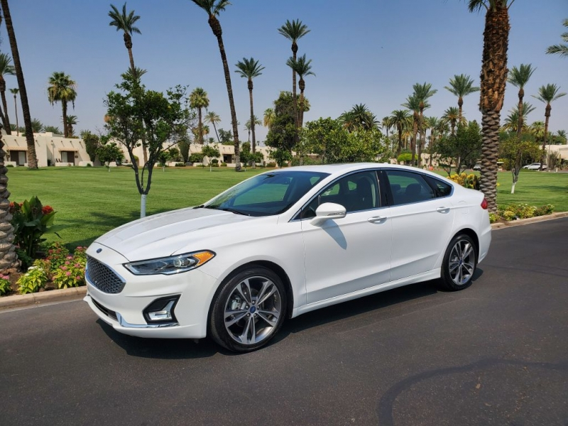 FORD FUSION 2020 price $23,400