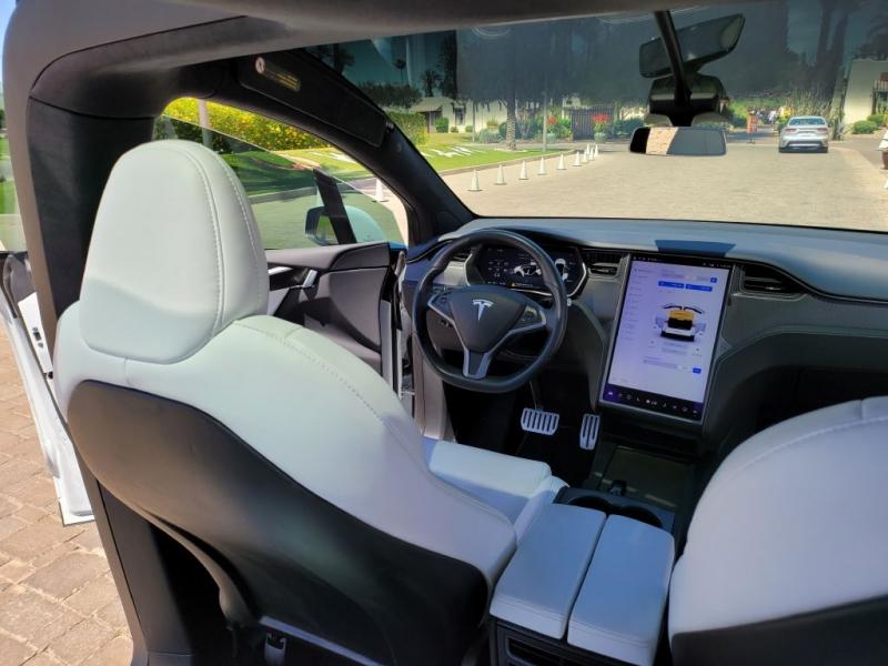 TESLA MODEL X PERFORM 2020 price $124,900