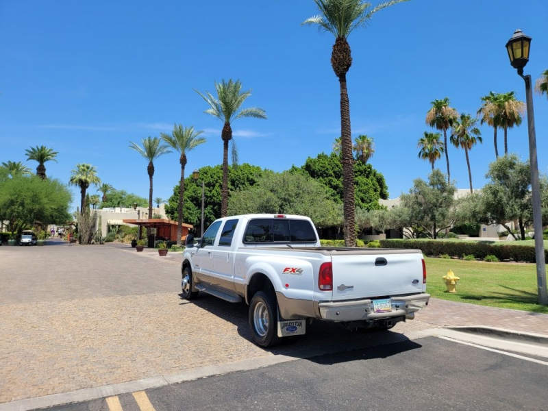 FORD F350 2006 price $29,900