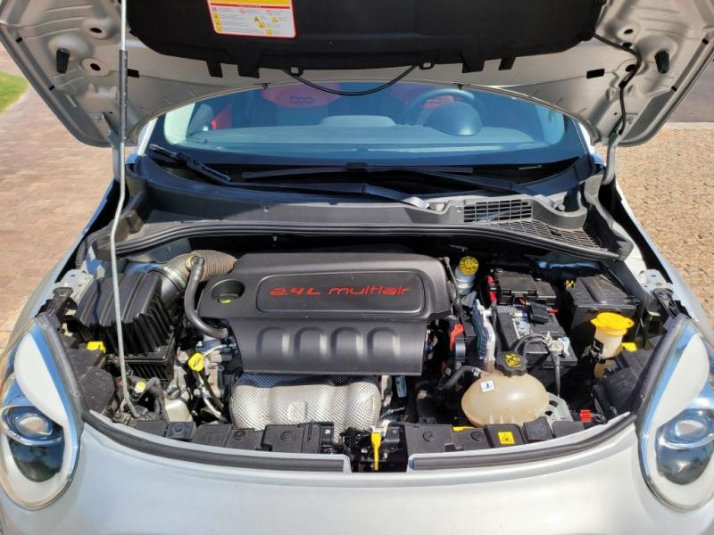 FIAT 500X 2016 price $17,400