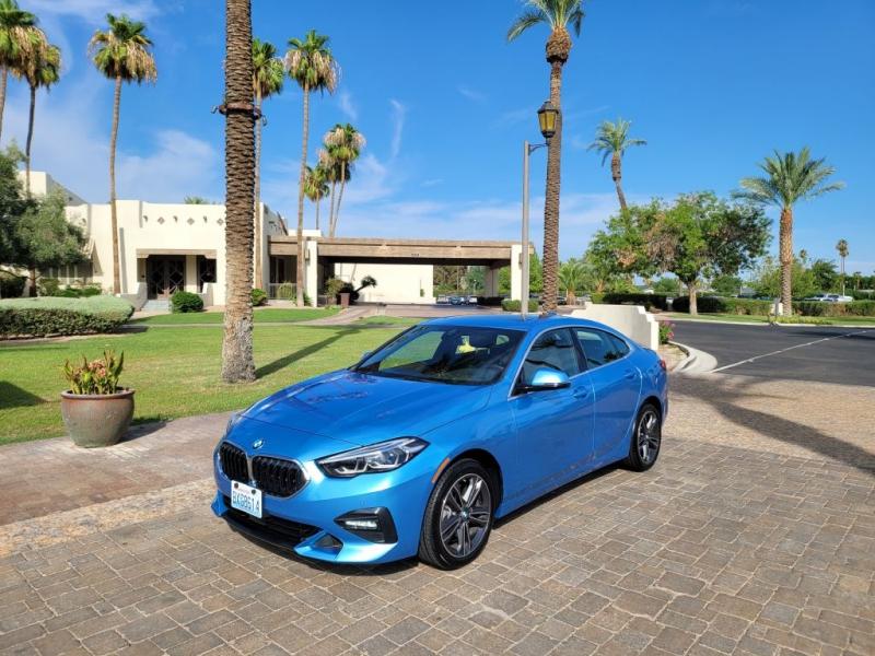 BMW 228XI 2021 price $35,400