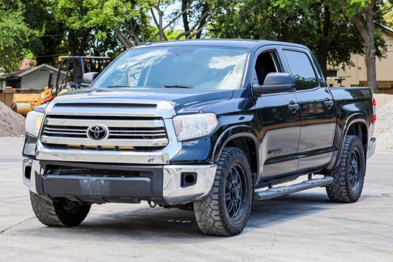 Toyota Tundra 2017 price $26,995
