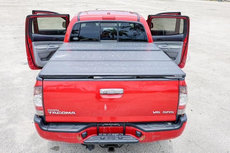 Toyota Tacoma 2010 price $18,995