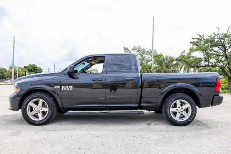 RAM 1500 2018 price $25,995