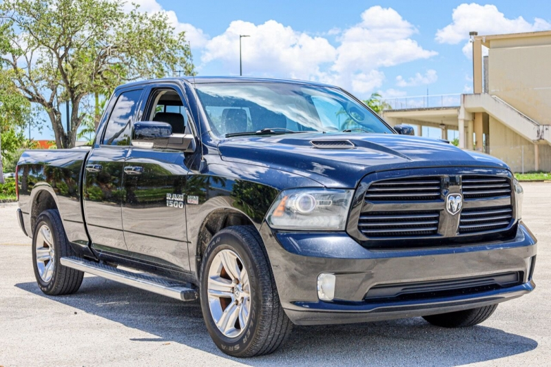 RAM Ram Pickup 1500 2014 price $21,995