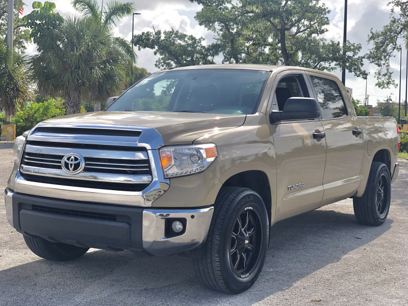 Toyota Tundra 2017 price $29,995