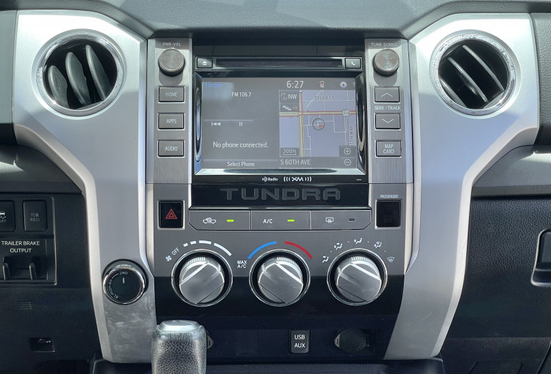 Toyota Tundra 2017 price $31,995