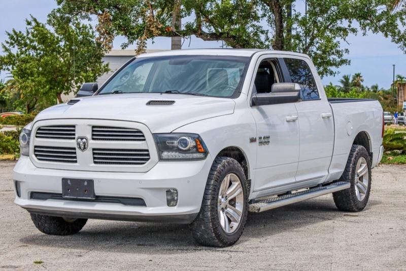 RAM Ram Pickup 1500 2017 price $29,995