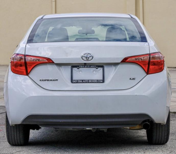Toyota Corolla 2018 price $16,995