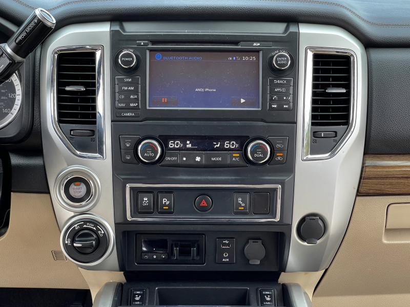 Nissan Titan XD 2017 price $26,995