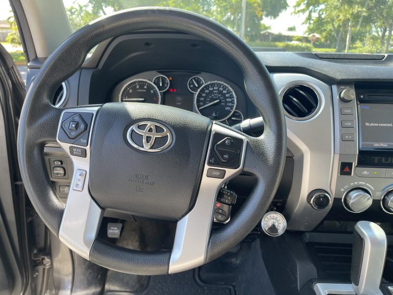 Toyota Tundra 4WD Truck 2015 price $20,995