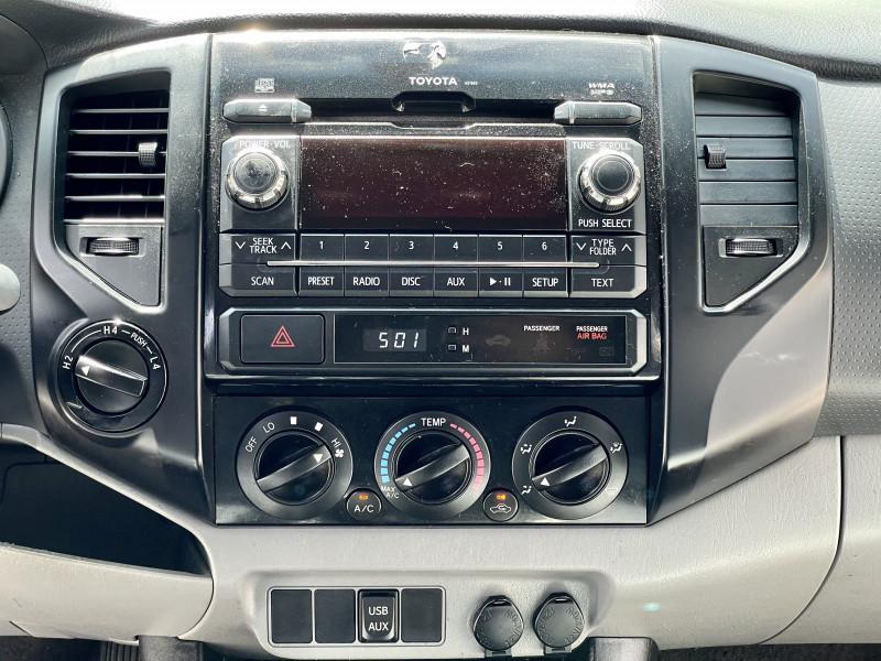 Toyota Tacoma 2012 price $17,995