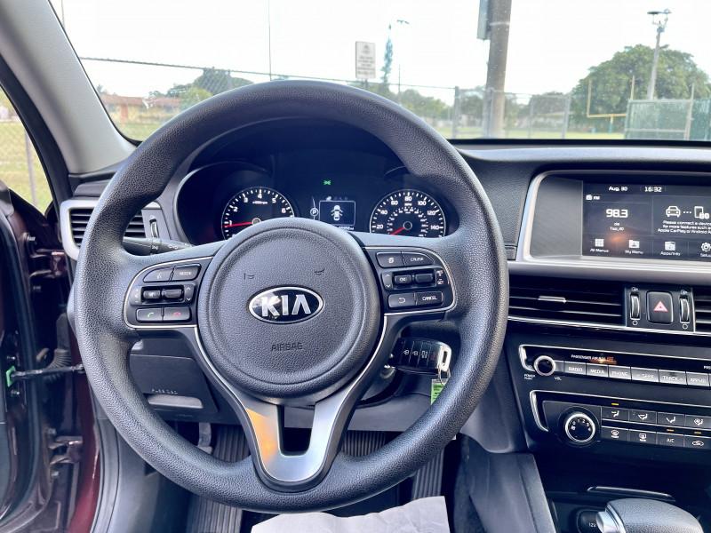 Kia Optima 2018 price $20,995