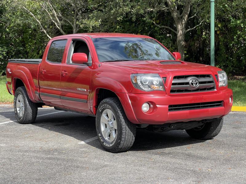 Toyota Tacoma 2010 price $17,995