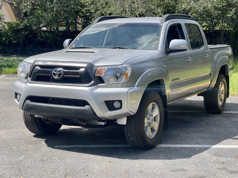 Toyota Tacoma 2014 price $24,995
