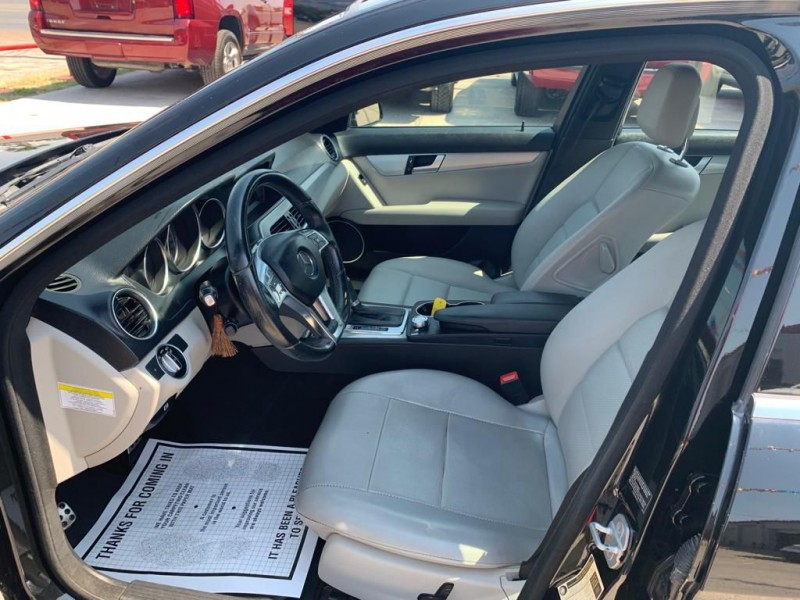 Mercedes-Benz C-Class 2013 price $2,500 Down