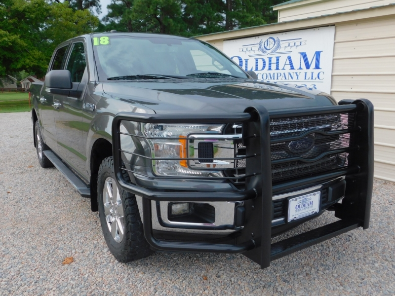 Ford XLT 4WD SuperCrew 5.5' Box 2018 price $31,000