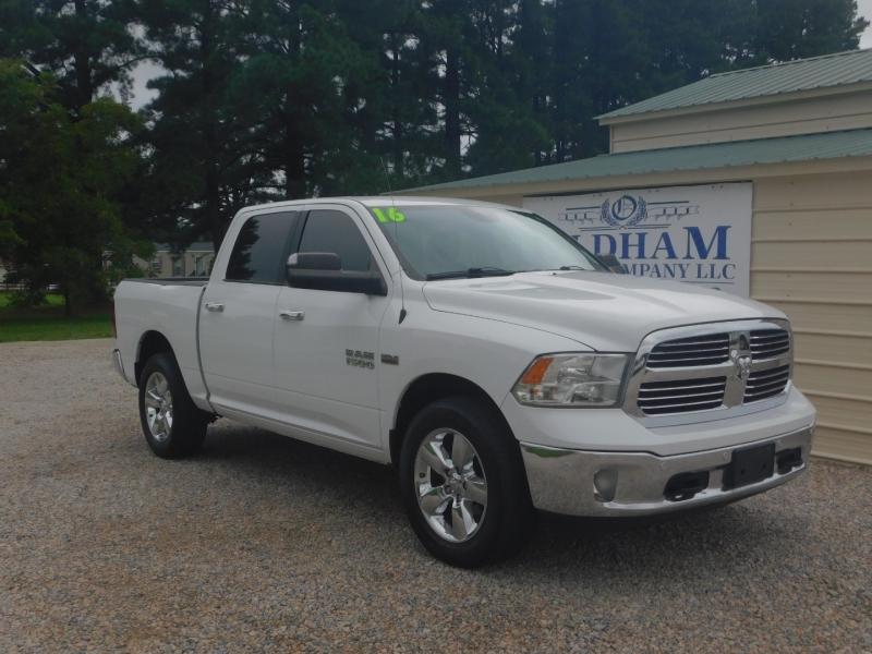 RAM 1500 2016 price $24,500