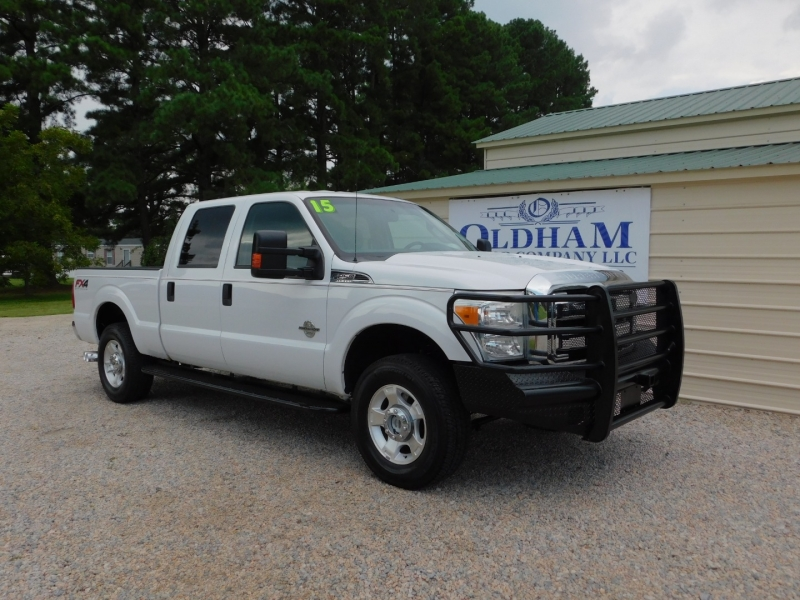 Ford Super Duty F-250 SRW 2015 price $29,700