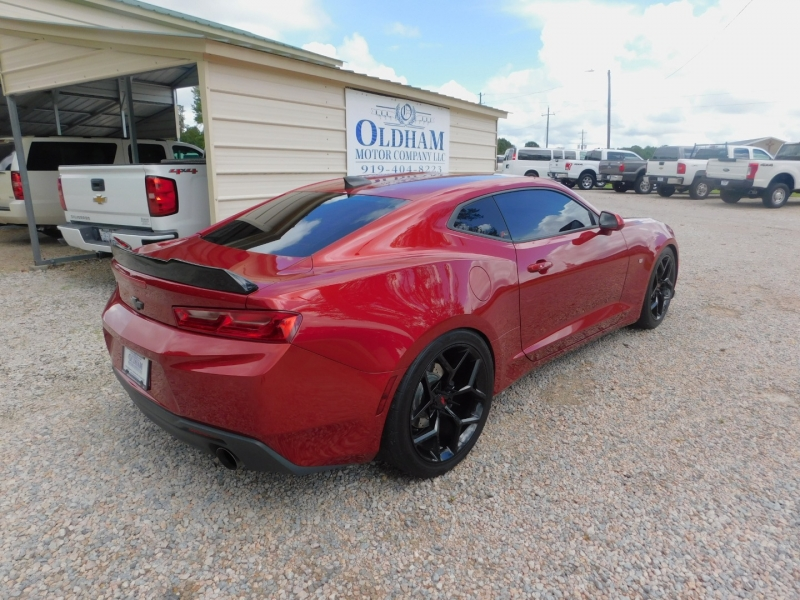 Chevrolet Camaro 2017 price $23,900