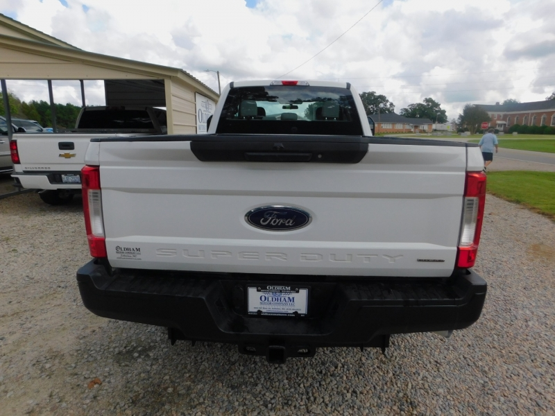 Ford Super Duty F-350 SRW 2018 price $30,850