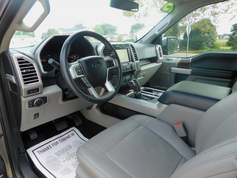 Ford F-150 2015 price $29,220