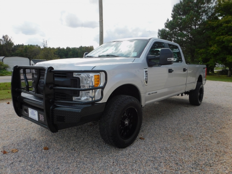Ford Super Duty F-250 SRW 2017 price $41,900