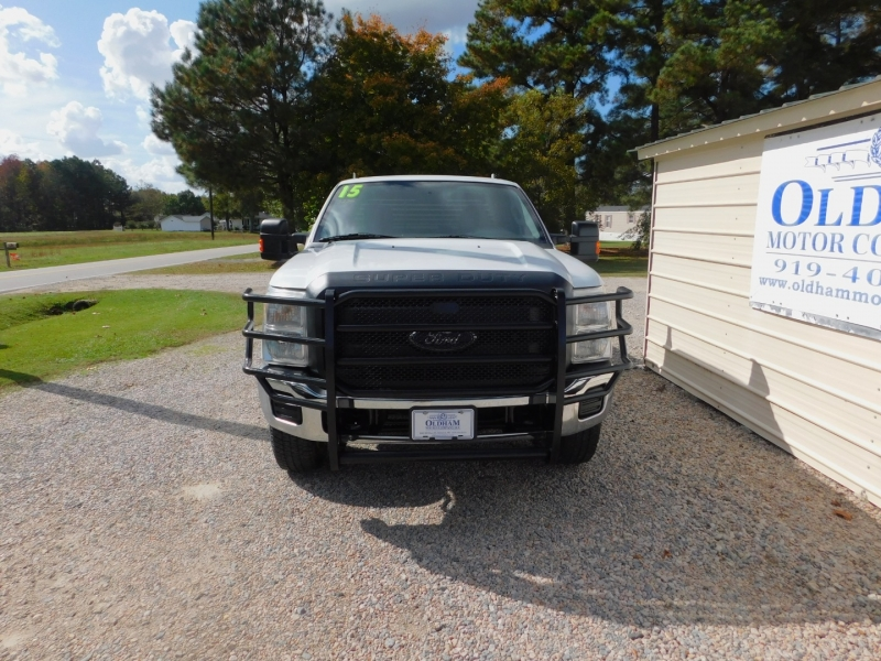 Ford Super Duty F-250 SRW 2015 price $20,760