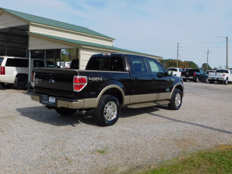 Ford F150 Crew Cab King Ranch 4X4 2014 price $28,900