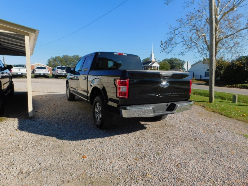 Ford F-150 Crew Cab 4X4 XLT 2018 price $31,500