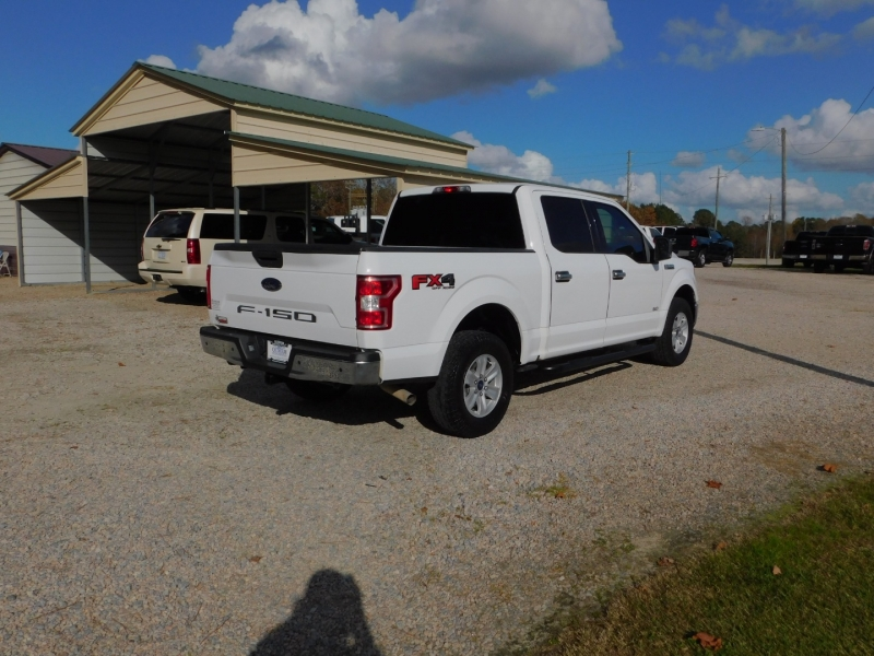 Ford F-150 SuperCrew 4X4 XLT 2018 price $31,500