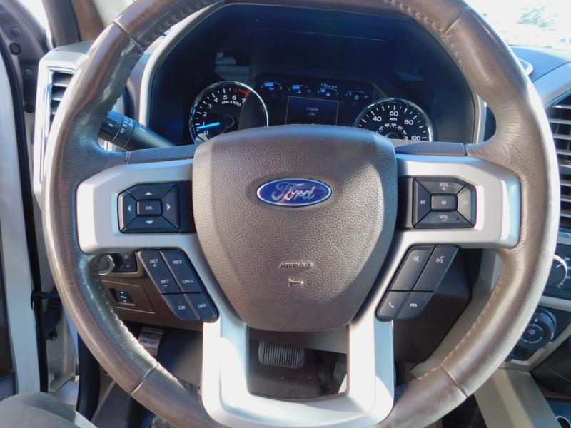 Ford F150 SuperCrew King Ranch 4X4 V6 Turbo 2016 price $37,500